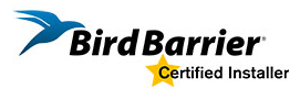 Commercial Wildlife Services - Bird Barrier Certified